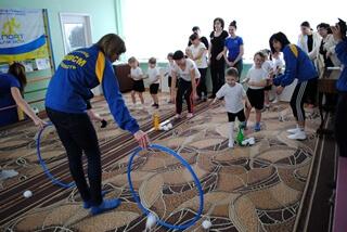Дружковские дошкольники приняли участие в Малых зимних Олимпийских играх, фото-2