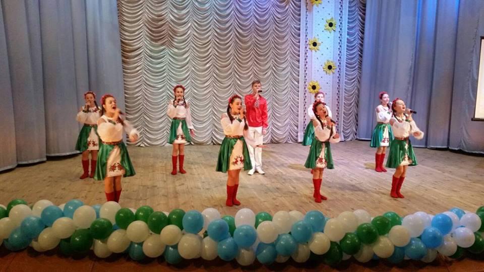 В Дружковке Международному дню родного языка посвятили праздничный концерт, фото-1