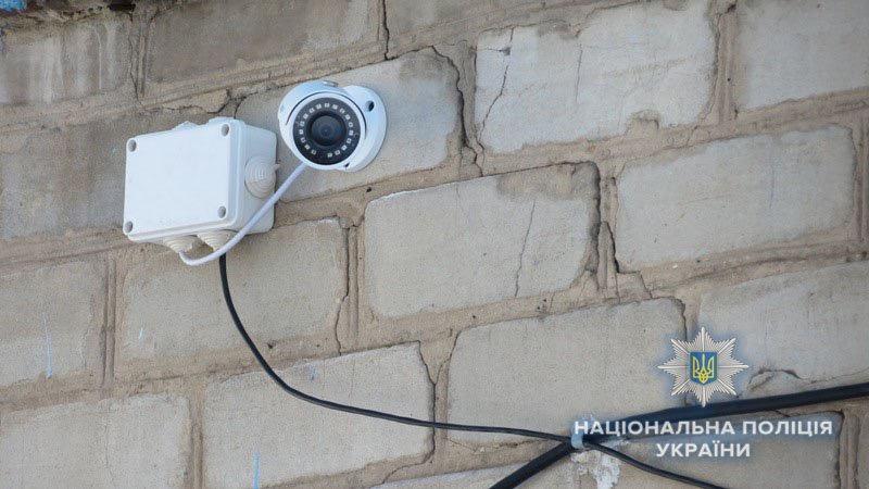 И мышь не проскочит: В Дружковке камерами видеонаблюдения начали оборудовать многоквартирные дома, фото-1
