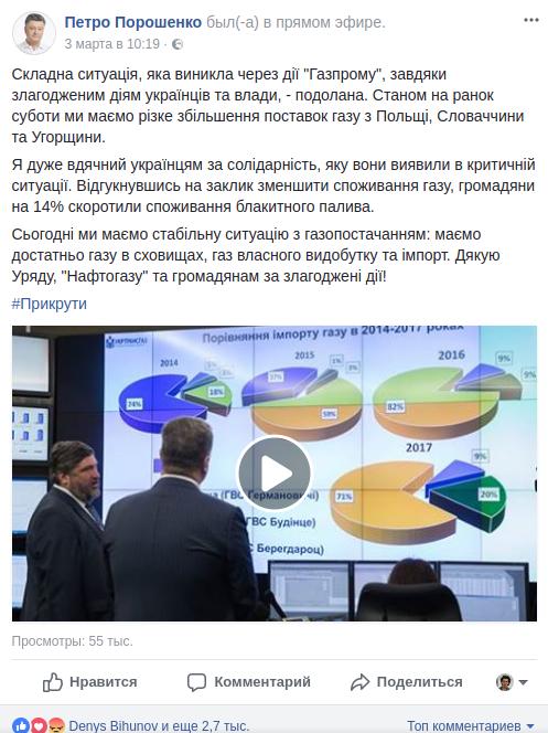 Акція #Прикрути в Україні. Результати економії газу, фото-2