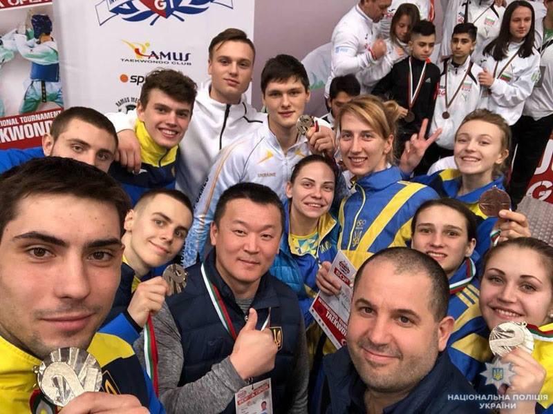 «Серебро» из Болгарии: Дружковчанин Михаил Шелест стал призером международного турнира по тхэквондо, фото-2