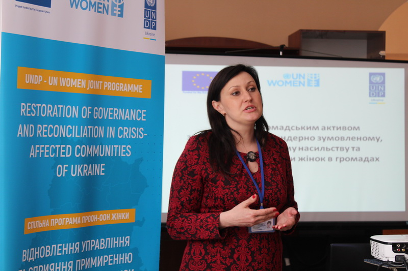 В Дружковке обсуждали вопросы безопасности женщин и противодействия домашнему насилию, фото-1