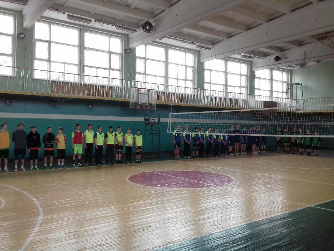 У Слов'янську проходять змагання з волейболу на рівні країни, фото-3