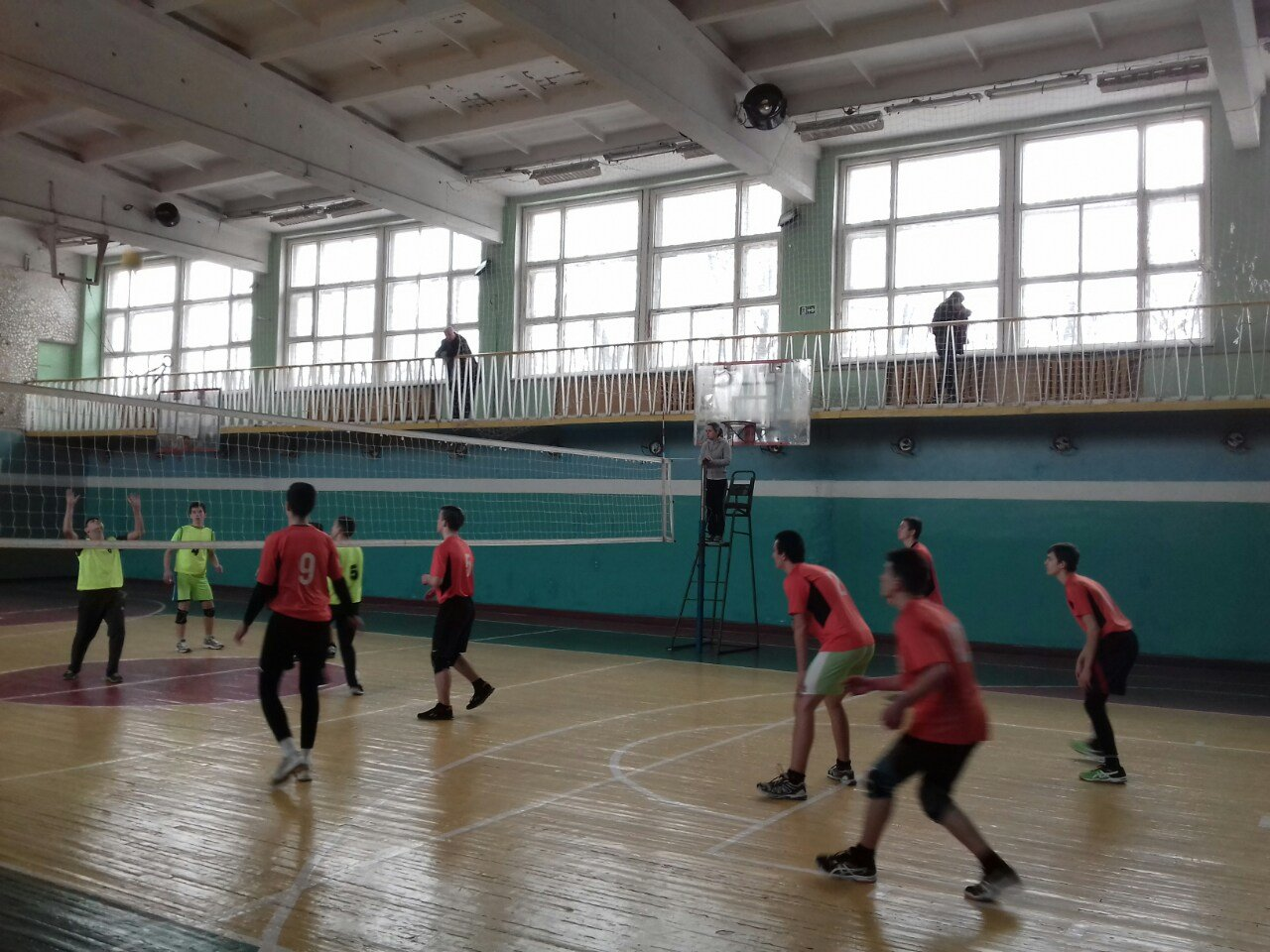 У Слов'янську проходять змагання з волейболу на рівні країни, фото-2