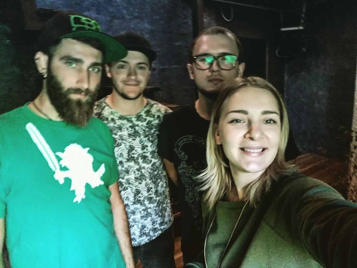 Киевская рок-группа, в которой играет музыкант из Дружковки, выпустила новый сингл (ВИДЕО), фото-1