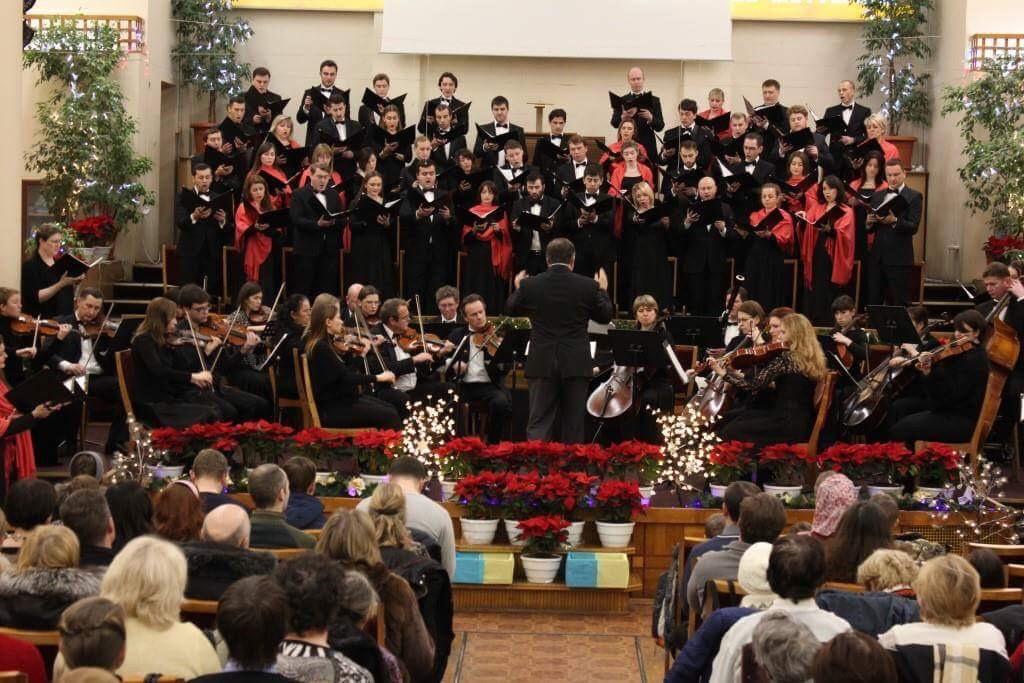 Только один день: В Дружковке выступит Киевский симфонический оркестр и хор, фото-1