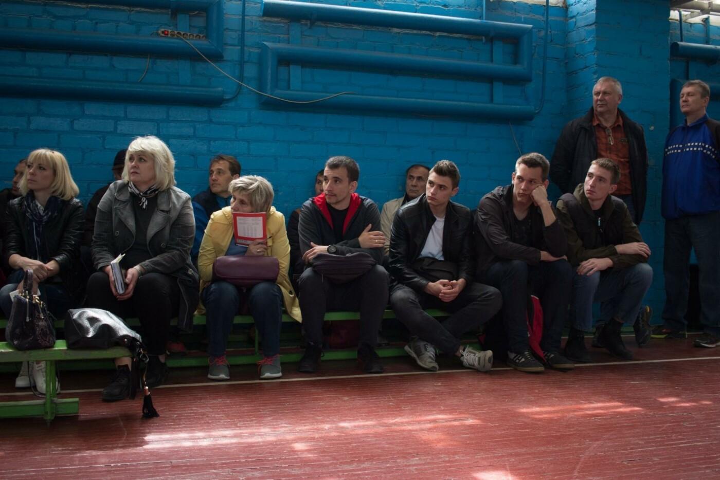 Дружковка: Областной семинар для баскетбольных тренеров провели в спорткомплексе «Грета», фото-1