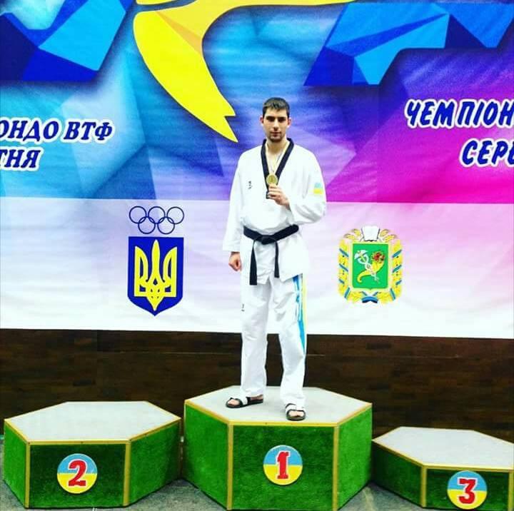 Дружковчанин Михаил Шелест вошёл в число сильнейших мастеров тхэквондо планеты, фото-2