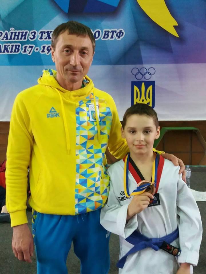 Дружковчанин Михаил Шелест вошёл в число сильнейших мастеров тхэквондо планеты, фото-3