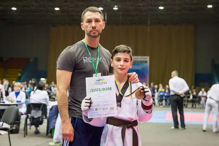 Дружковчанин Михаил Шелест вошёл в число сильнейших мастеров тхэквондо планеты, фото-1