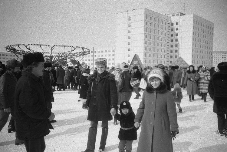 Чернобыльская катастрофа. 32 года спустя (фото, видео), фото-4