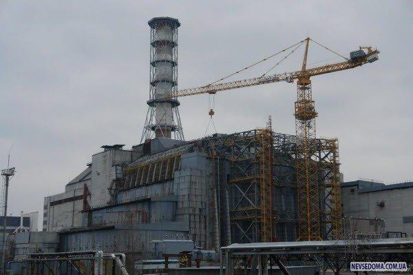 Чернобыльская катастрофа. 32 года спустя (фото, видео), фото-7