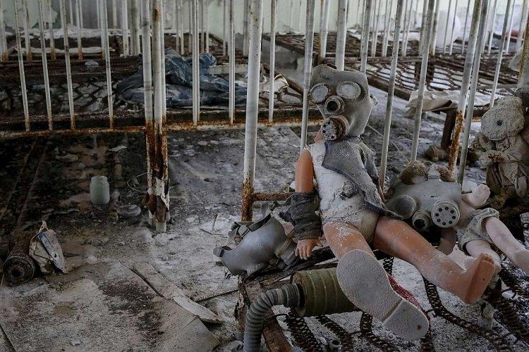 Чернобыльская катастрофа. 32 года спустя (фото, видео), фото-11
