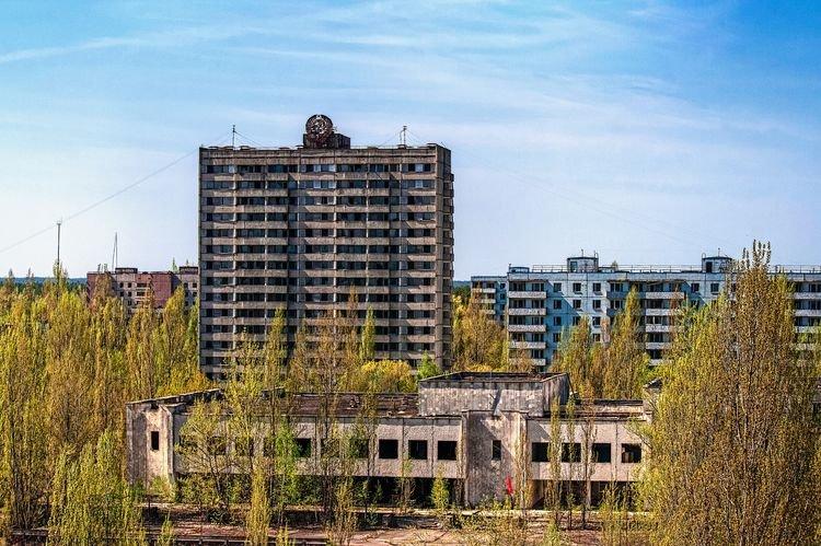 Чернобыльская катастрофа. 32 года спустя (фото, видео), фото-12