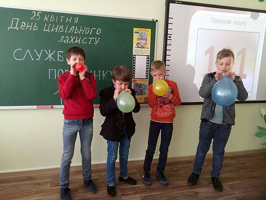 Проверка готовности: В Дружковке учащиеся школы №17 учились действовать собранно и решительно (ФОТО) , фото-2
