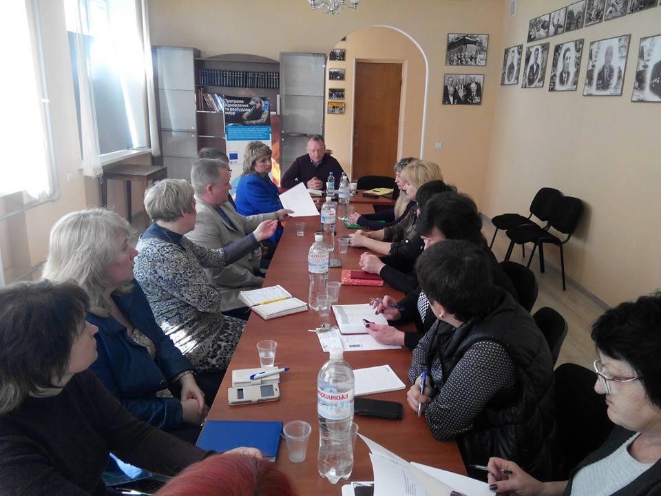 Дружковка: Гости из ПРООН интересовались вопросами развития местной громады, фото-1