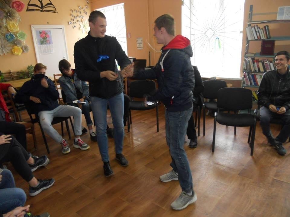 В Дружковке провели тренинг по противодействию насилию, фото-1