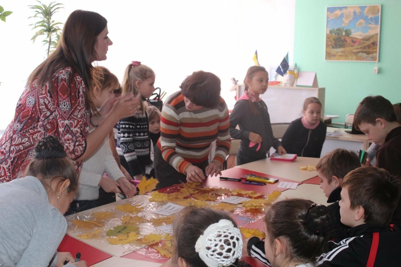 Дружковка: В мультицентре «Грайлик» оригинально отпраздновали День украинской письменности и языка (ФОТО), фото-1
