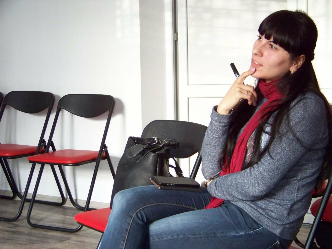 В Дружковке молодежь училась лоббировать свои интересы, фото-1