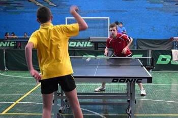 В Дружковке провели турнир на Кубок Донецкой области по настольному теннису, фото-1