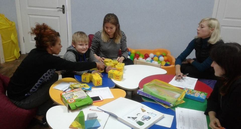 Дружковка: Сегодня 58 детей с особыми образовательными потребностями посещают городской инклюзивно-ресурсный центр (ФОТО), фото-2