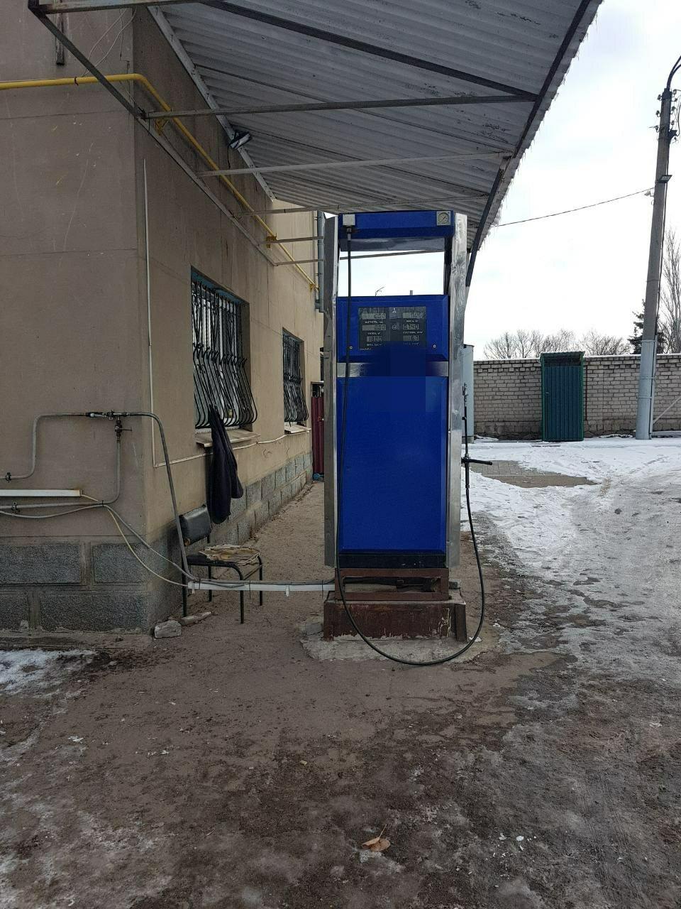 В Дружковке арестовали имущество незаконно работающей автозаправки  (ФОТО), фото-2