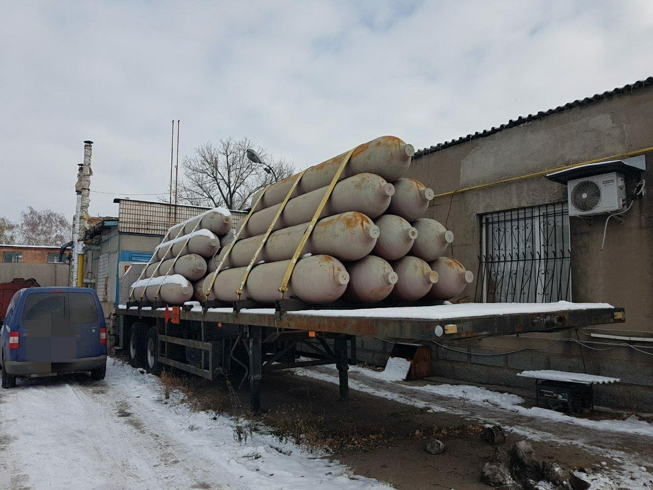 В Дружковке арестовали имущество незаконно работающей автозаправки  (ФОТО), фото-1
