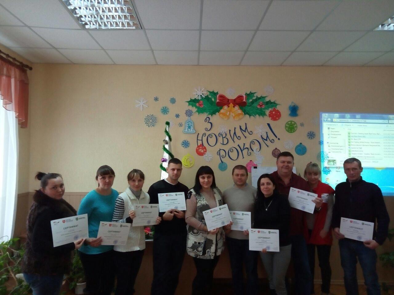 В Дружковском маштехникуме преподавателей учили оказывать первую помощь (ФОТО), фото-3