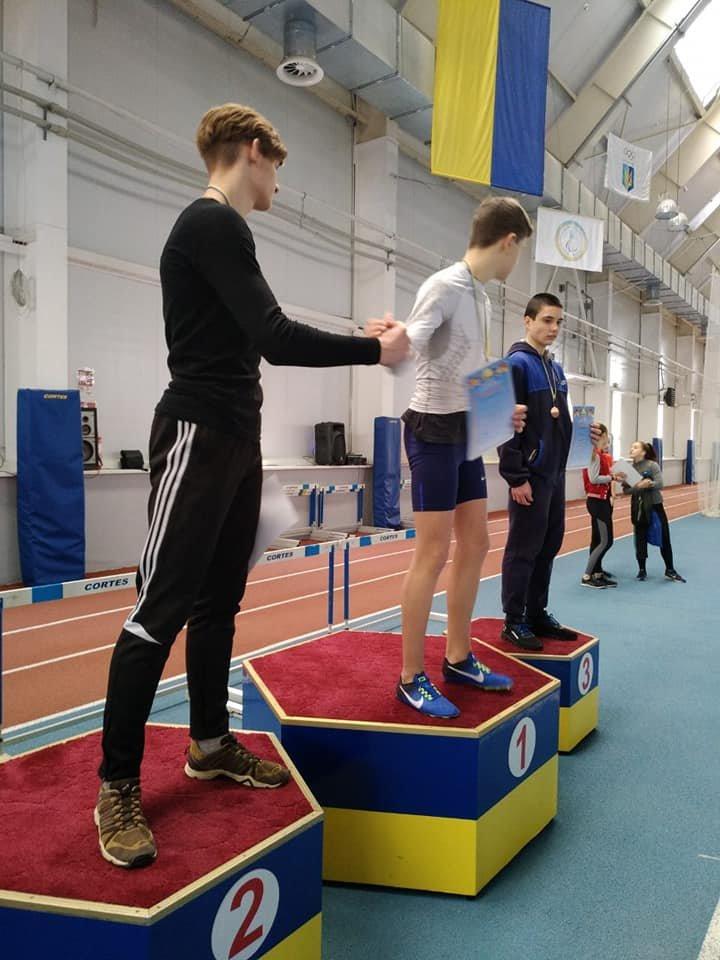 Легкоатлет из Дружковки завоевал три медали на открытом чемпионате области, фото-1