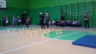 Дружковка: Школьники соревновались на «Веселых стартах», фото-2