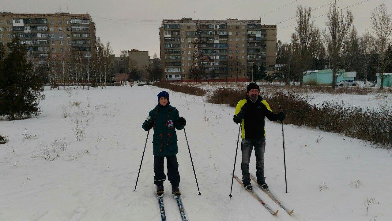 В Дружковке прошли гонки на лыжах и на санках (ФОТО), фото-2