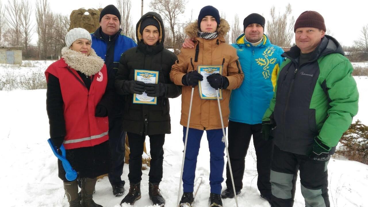 В Дружковке прошли гонки на лыжах и на санках (ФОТО), фото-1
