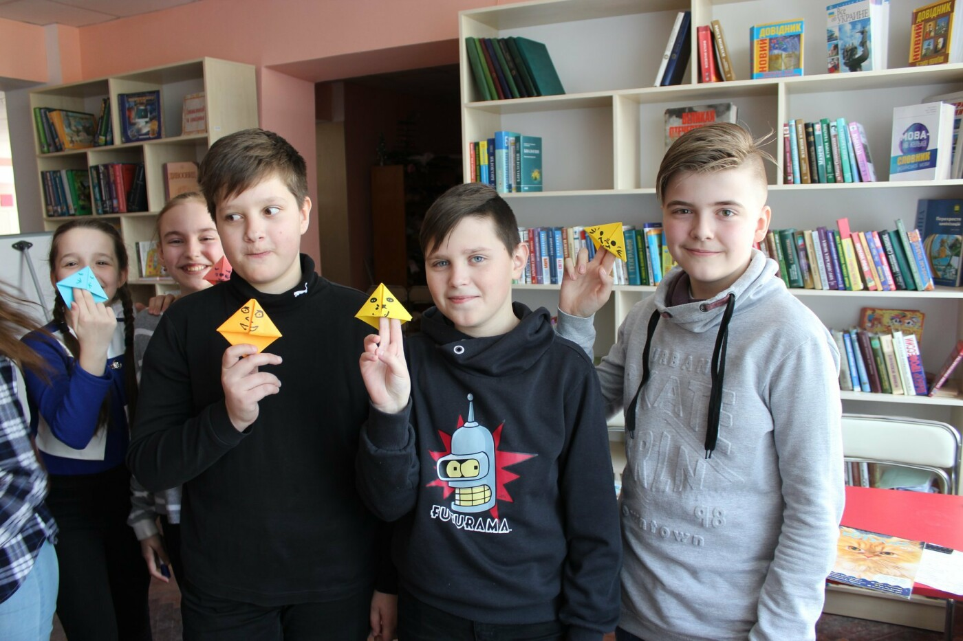 В Дружковке присоединились к проведению Всеукраинской недели детской книги (ФОТО), фото-1