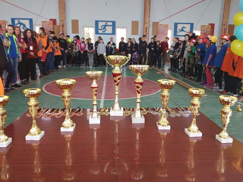 Команда из Дружковки стала победителем на Кубке Донецкой области по пешеходному туризму (ФОТО), фото-1