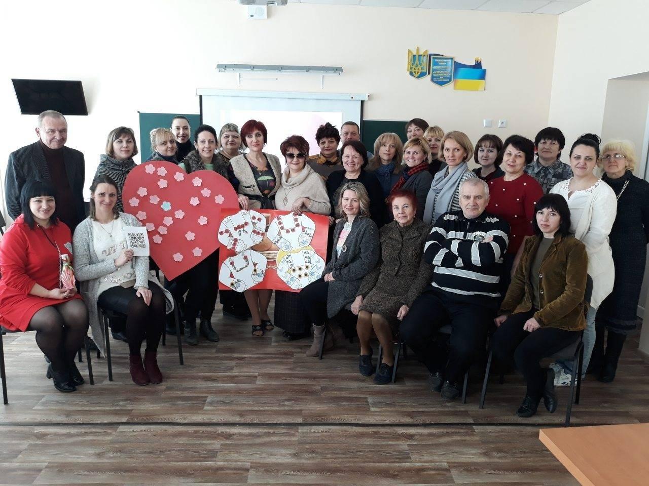 Дружковка: На весенних каникулах учителям ОШ №17 было не до отдыха (ФОТО), фото-4