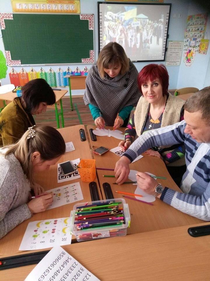 Дружковка: На весенних каникулах учителям ОШ №17 было не до отдыха (ФОТО), фото-3