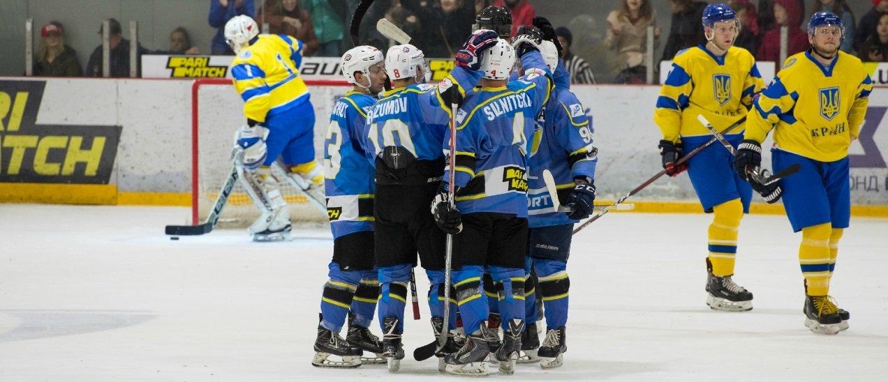 Исторический день: В Дружковке впервые сыграла сборная Украины по хоккею, фото-1