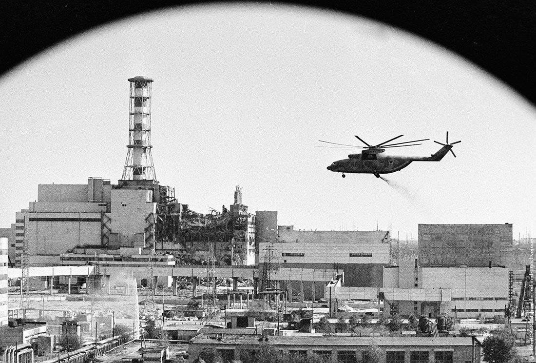 Трагедия Чернобыля. Как это было , фото-1