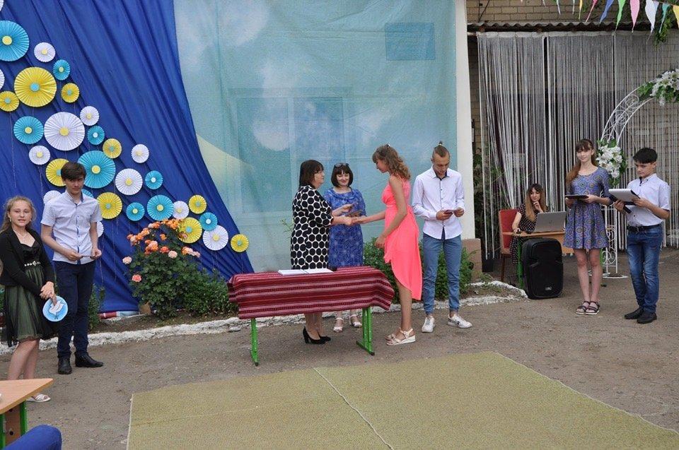 Девятиклассники Дружковки сегодня празднуют выпускной (ФОТО), фото-1