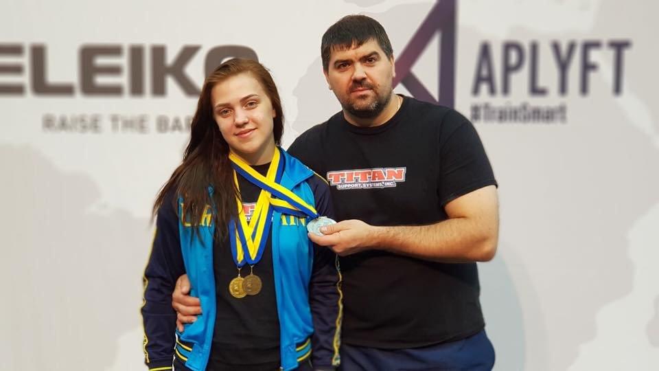 Дружковская спортсменка завоевала серебро Чемпионата мира по пауэрлифтингу, фото-3