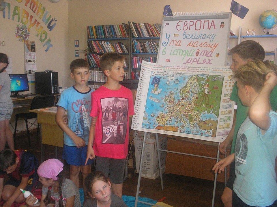 Дружковские дети совершили виртуальную прогулку по Европе (ФОТО), фото-1