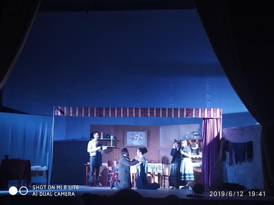 В Дружковке зрители восторженно приняли спектакль по роману Достоевского (ФОТО), фото-3