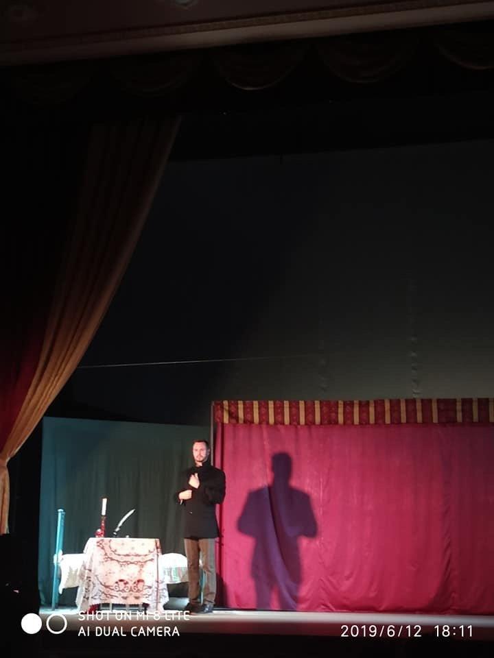 В Дружковке зрители восторженно приняли спектакль по роману Достоевского (ФОТО), фото-2