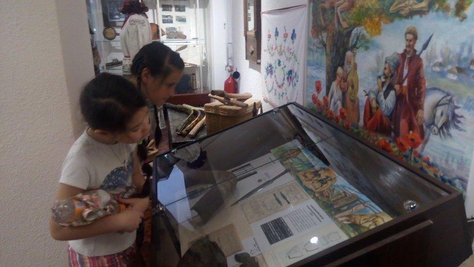 Дружковка: Городской музей посетили почти все воспитанники пришкольных лагерей (ФОТО), фото-1