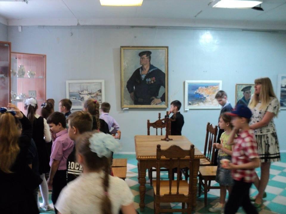 Дружковка: Городской музей посетили почти все воспитанники пришкольных лагерей (ФОТО), фото-3