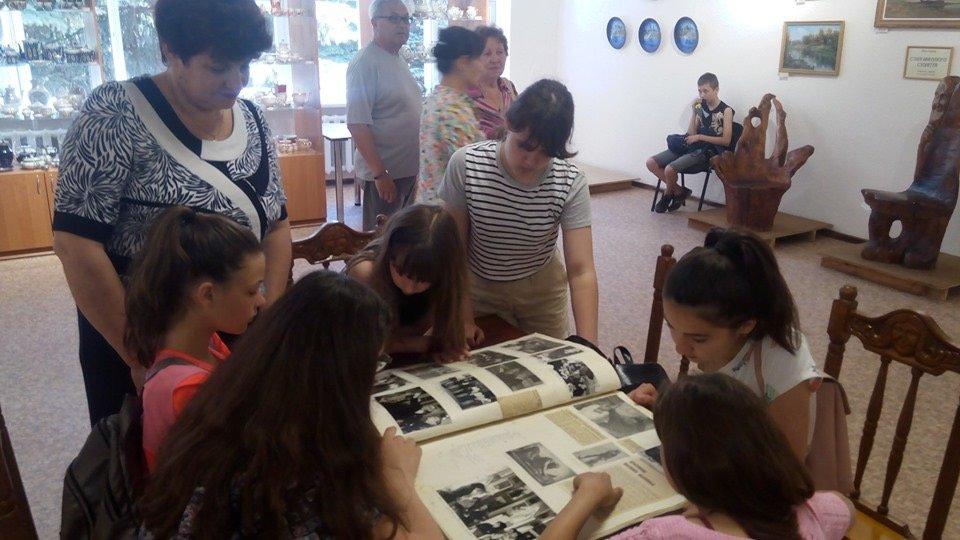 Дружковка: Городской музей посетили почти все воспитанники пришкольных лагерей (ФОТО), фото-5