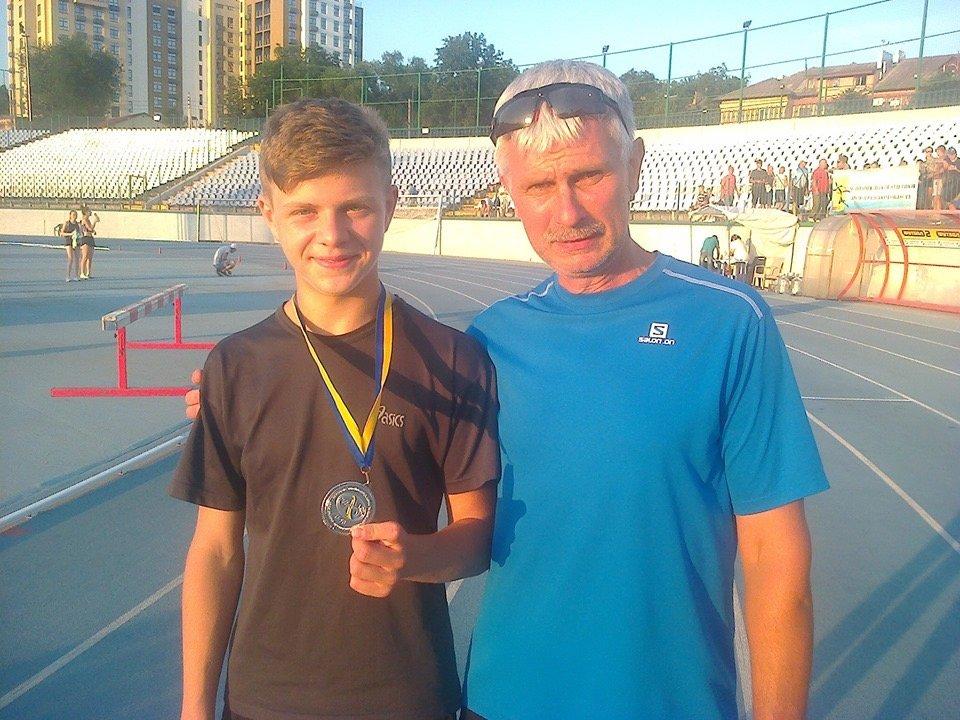 Дружковский легкоатлет стал вице-чемпионом страны, фото-1
