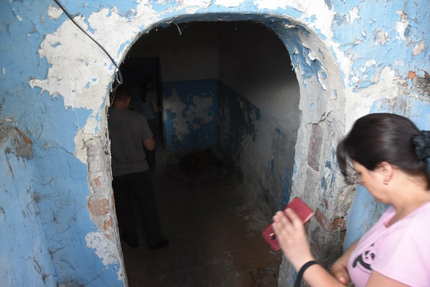 Дослідники побували в приміщенні колишній катівні в Дружківці (ФОТО), фото-2