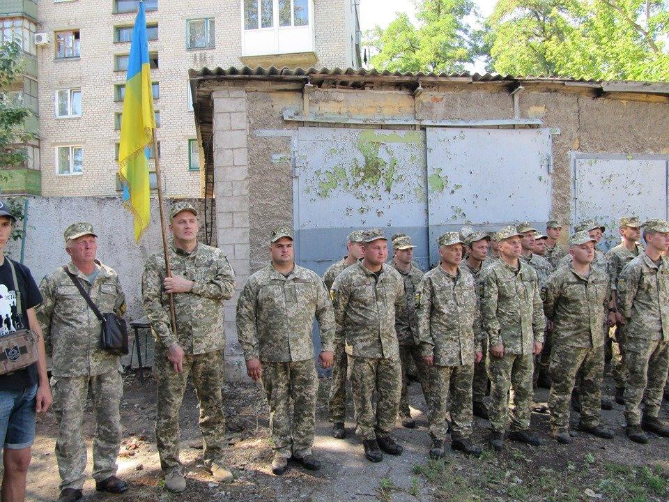 Дружковка: За зданием горсовета открыли музей сопротивления украинского Донбасса (ФОТО), фото-4