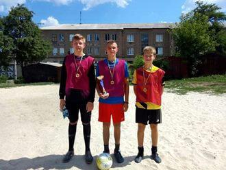 У Дружківці визначилися призери турніру з дворового футболу, фото-1